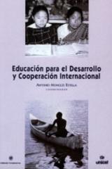 Educacion para el desarrollo y cooperación internacional - Antonio Monclús Estella - Complutense