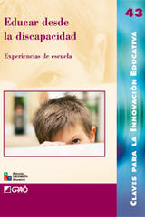 Educar desde la discapacidad -  AA.VV. - Graó