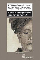 Educar por competencias, ¿qué hay de nuevo? -  AA.VV. - Morata