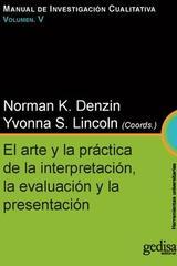 El arte y la práctica de la interpretación, la evaluación y la presentación -  AA.VV. - Editorial Gedisa