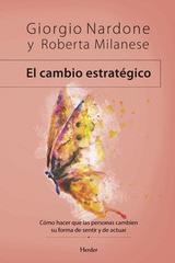 El cambio estratético - Giorgio Nardone - Herder