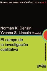 El campo de la investigación cualitativa -  AA.VV. - Editorial Gedisa