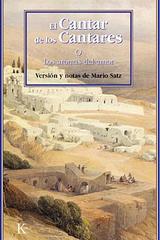 El cantar de los cantares - Mario Satz - Kairós