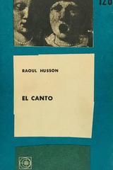 El Canto - Raoul Husson -  AA.VV. - Otras editoriales
