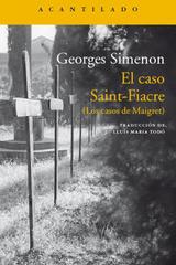 El caso Saint-Fiacre - Georges Simenon - Acantilado