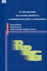 El funcionalismo en la teoría lingüística -  AA.VV. - Akal