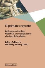 El primate creyente -  AA.VV. - Herder