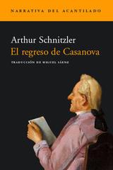 El regreso de Casanova - Arthur Schnitzler - Acantilado