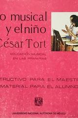 El ritmo musical y el niño - César Tort -  AA.VV. - UNAM