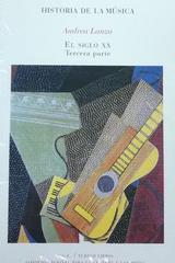Historia de la música -  Andrea Lanza -  AA.VV. - Otras editoriales