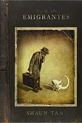 Emigrantes - Shaun Tan - Barbara Fiore Editora