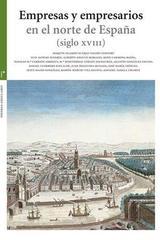 Empresas y empresarios en el norte de España -  AA.VV. - Trea