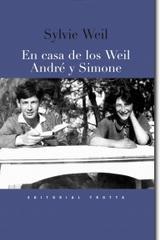 En casa de los Weil. André y Simone - Sylvie Weil - Trotta
