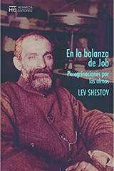 En la balanza de Job - Lev Shestov - Hermida Editores