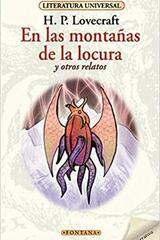 En las montañas de la locura - H.P. Lovecraft - Ediciones Brontes
