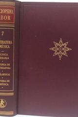 Enciclopedia Labor - Marius Schneider Et Al. -  AA.VV. - Otras editoriales