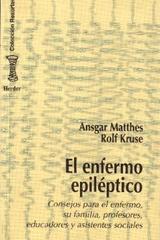 El Enfermo epiléptico - Ansgar Matthes - Herder