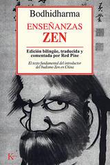 Enseñanzas Zen -  Bodhidharma - Kairós