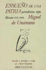 Ensueño de una patria - Miguel de Unamuno - Pre-Textos
