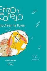 Erizo y conejo descubren la lluvia - Pablo Albo - NubeOcho