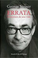 Errata - George Steiner - Siruela