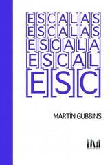 Escalas - Martín Gubbins - Mangos de Hacha