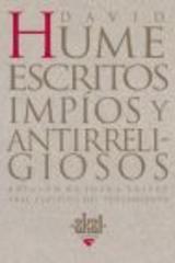 Escritos impíos y antirreligiosos - David Hume - Akal