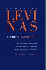 Escritos inéditos 1 - Emmanuel Lévinas - Trotta