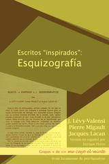 Escritos 'inspirados': Esquizografía -  AA.VV. - Me cayó el veinte