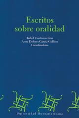 Escritos sobre oralidad - Isabel Contreras Islas - Ibero