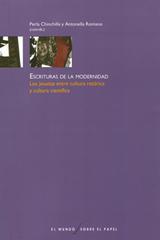 Escrituras de la modernidad - Perla Chinchilla Pawling - Ibero