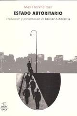 Estado autoritario - Max Horkheimer - Itaca