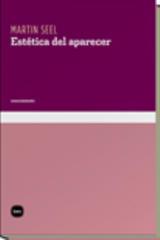 Estética del aparecer - Martin Seel - Katz