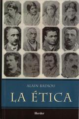 La Ética - Alain Badiou - Herder México