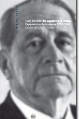 Ex captivitate salus - Carl Schmitt - Trotta