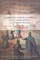 Extrañamiento, extinción y restauración de la Compañía de Jesús -  AA.VV. - Ibero
