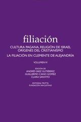 Filiacion vol VI. Cultura pagana… -  AA.VV. - Trotta