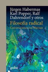Filosofía radical -  AA.VV. - Editorial Gedisa
