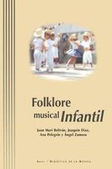 Folklore musical infantil -  AA.VV. - Akal