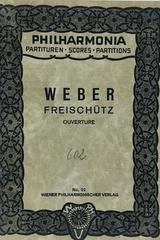 Freischutz (ouverture) - Weber -  AA.VV. - Otras editoriales