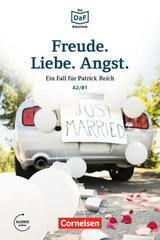 Freude. Liebe. Angst. A2 B1 Die DaF-Bibliothek -  AA.VV. - Lextra