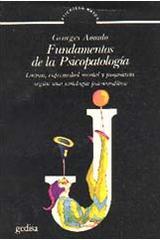 Fundamentos de la psicopatología - Georges Amado - Editorial Gedisa