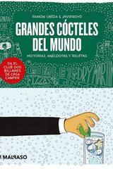 Grandes cócteles del mundo - Ramón Úbeda - Malpaso