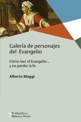 Galería de personajes del Evangelio - Alberto Maggi - Herder