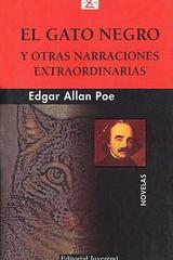 Gato negro - Edgar Allan Poe - Editorial Juventud