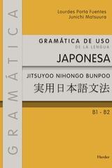 Gramática de uso de la lengua japonesa - Lourdes Porta Fuentes - Herder