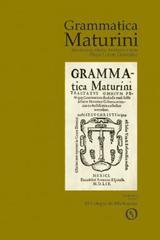 Grammatica Maturini I - Maturino Gilberti - Colmich