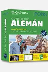 Gran curso pons alemán -  AA.VV. - PONS Idiomas