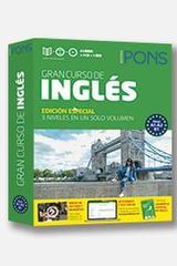 Gran curso pons inglés -  AA.VV. - PONS Idiomas