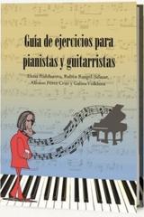 Guía de ejercicios para pianistas y guitarristas -  AA.VV. - Itaca